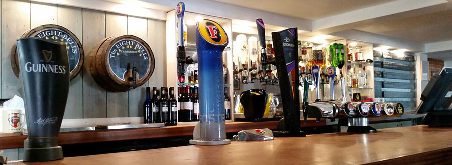 Picture of the Bar Taps
